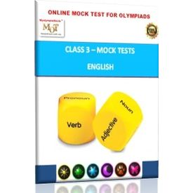 Class 3, Online Mock tests, English