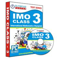 Class 3- IMO preparation- Practice test series+ Subscription to GLOWMOT