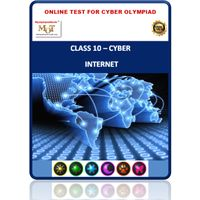 Class 10, Internet, Online test for Cyber Olympiad