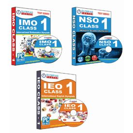 Class 1- IMO NSO combo online sample test series