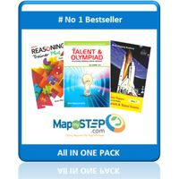Class 3- BMA's ALL IN ONE, Olympiad & Talent exams preparation tools