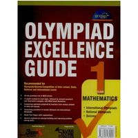 Class 1- Olympiad excellence guide- Maths