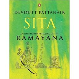 Sita: An Illustrated Retelling of the Ramayana, Paperback