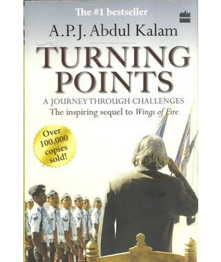 A P J Abdul Kalam Turning Points