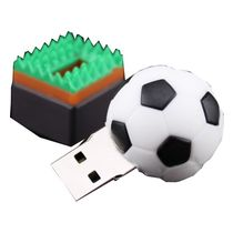 Football Shape Pen Drive 4GB Set of 100 Nos