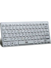 TAG Mini Chocolate USB Keyboard, White
