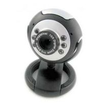 Web Camera 10 MP With 6 Lights Night Vision