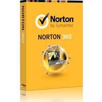 Norton 360, 3 pc, 1 year