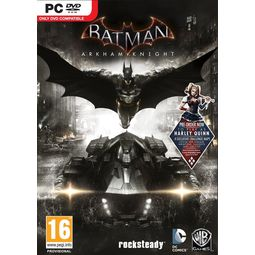 Batman: Arkham Knight, pc