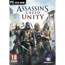 Assassin's Creed: Unity, pc