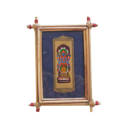 OHP015: Raghurajpur indian village patachitra painting art now on sell online
