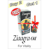 Ziaagra Massage Oil For Men 15ml Buy 2 Get 1 Free