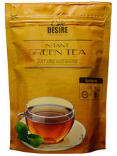 Cafe Desire Pure Green Tea, Ginger Taste, 200g
