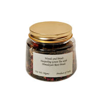 Wood and Petals Darjeeling Green Tea with Rose Petals