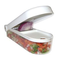Branded Famous Premium Vegetable & Fruit Cutter Chopper