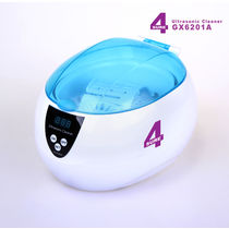 Clear Glaze Sonic Cleaner   Digital Ultrasonic Cleaner For Cds, Eye Wear & Jewelry