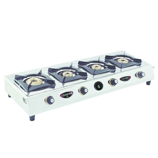 Sunshine CT 900 WOC Gas Cooktop (4 Burner)