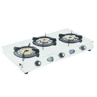 T Cook Gas Cooktop (3 Burner)