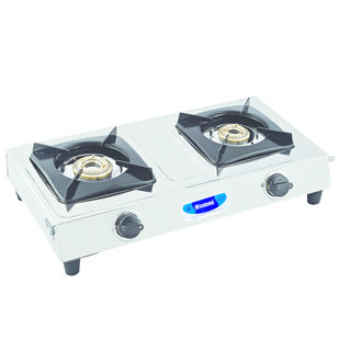 Mini Smart Gas Cooktop (2 Burner)