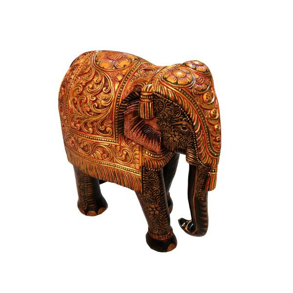 Home decor handicrafts elephant sculptures online shopping india buy handicrafts gifts - Indian home decor online style ...