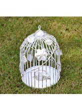Ratios White Gold Cage T-Light