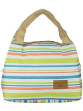 Ruby This Is A Stylish Lunch Bag To Store Your Meals And Drinks And To Maintain Its Freshness And Temperature., green