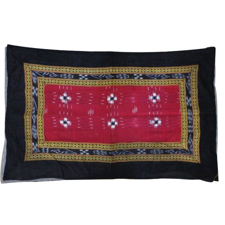 OSS8103: Handloom Cotton Pillow cover