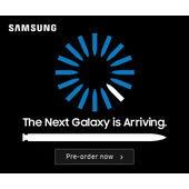 PreOrder The Next Galaxy Smartphone