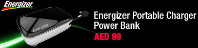 Energizer-Portable Charger Battery Power Bank