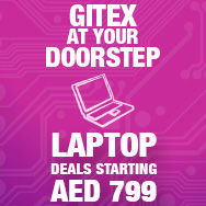 Special Gitex Deals on Laptops