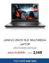 Lenovo Z5070 Laptop