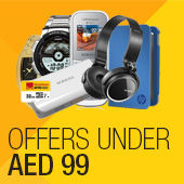 AED 99 back