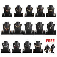 Divyaa 14 Set Jewel Combo With 2 Pcs Of Kada Free