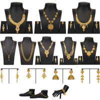 Vainavi 32 Pcs Jewellery Collections