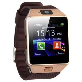 DZ09 Bluetooth Smart Watch Phone GSM SIM Card For Android Iphone Samsung LG Sony HTC