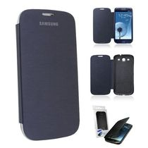 Flip Case Cover for Samsung Galaxy Core i8262 Black