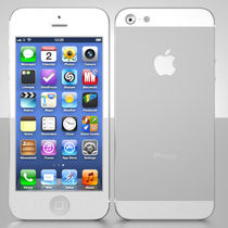 APPLE IPHONE 5S 16 GB WHITE