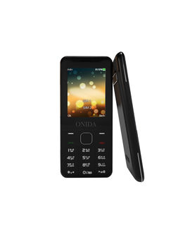 Onida S1800 Mobile Phone-Black