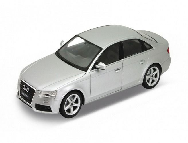 Welly 1.43 2008 Audi A4