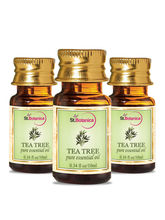 StBotanica Tea Tree Pure Aroma Essential Oil, 10ml...