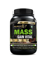 MuscleXP Mass Gain Vital (Mass Gainer With Multivi...
