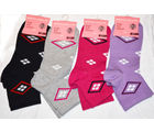 BONJOUR PUSH, PULL & STRETCH SOCKS. ANKLE LENGTH. PACK OF 5., Assorted, FREE SIZE