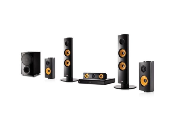 LG DH6340P DVD Home Theater System