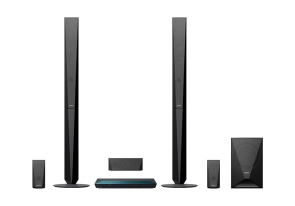Sony 5.1ch 3D Blu-ray Home Theatre System