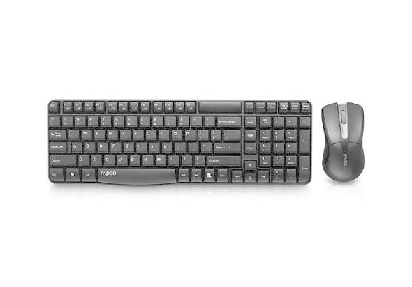 Rapoo X1800 Wireless Keyboard and Mouse Combo