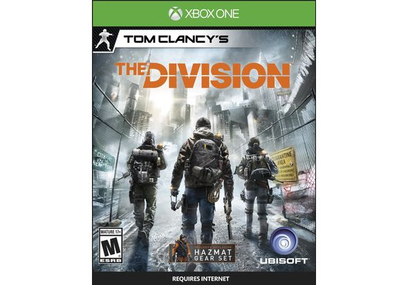 Tom Clancy s The Division for Xbox 1