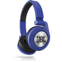 JBL Synchros E40BT Bluetooth On-Ear Headphones, Blue