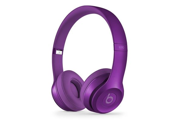 Beats Solo2 On-Ear Headphones, Imperial Violet
