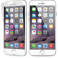 iLuv Tempered Glass Screen Protector for iPhone 6 Plus/6s Plus