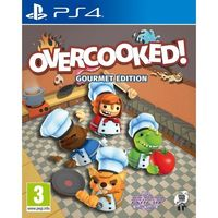 Overcooked for PS4
